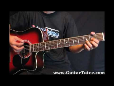 Nickelback - I'd Come For You, by www.GuitarTutee.com