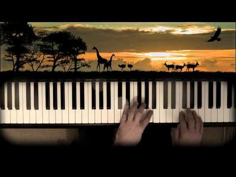 ludovico einaudi melodia africana i
