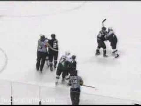 Barch vs Pronger Jan 28, 2007