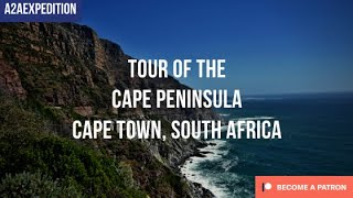 A tour around Cape Town Peninsula with Kensington Tours, New Frontiers and More Quarters