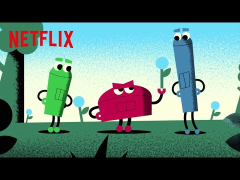 Why is the Sky Blue   Ask the Storybots   Netflix