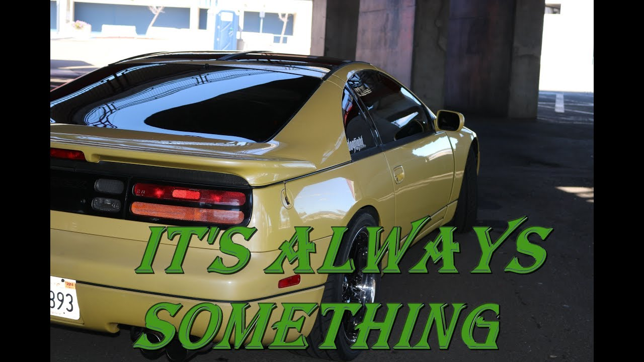 small resolution of 300zx twin turbo starter replacement youtube300zx twin turbo starter replacement