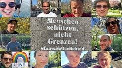3.000€ für Leave No One Behind | Green Runners