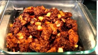 Nadan Spicy Chicken Curry