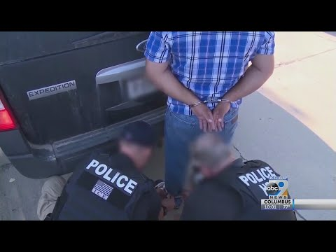 Several Arrested In ICE Raid around Siouxland