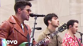 Download Lagu Jonas Brothers - Sucker Live on The Today Show 2019 MP3