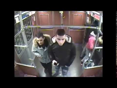 "#004 [GER] - ""Refugees"" from Syria and Libya recorded in metro after lighting up homeless person"