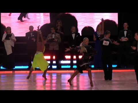 Artur Tarnavskyy & Anastasiya Danilova USDC Final 2017
