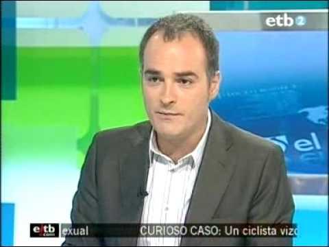 """Iñigo Urkullu en el programa """"El Punto"""" de Etb - Iñigo Urkullu Etb-ko """"El Punto"""" saioan"""
