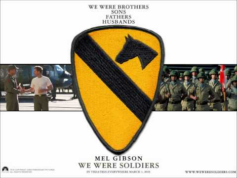 We Were Soldiers - Main (intro) soundtrack.
