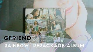 GFRIEND 34 RAINBOW 39 5th Mini Album Repackage