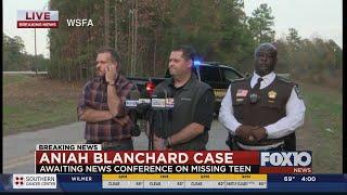 Aniah Blanchard case update