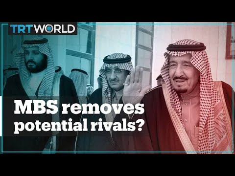MBS Arrests Potential Rivals To The Saudi Throne