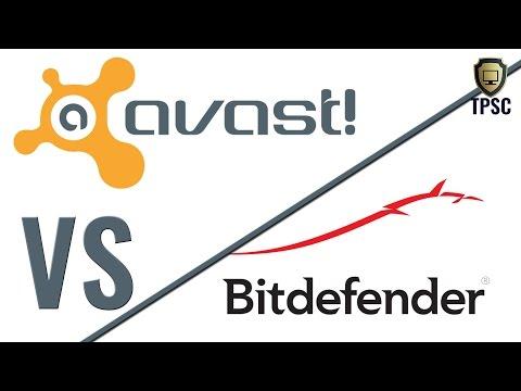 Avast Vs Bitdefender 2016 | Free Editions