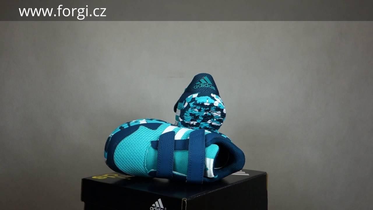 Dětské boty adidas Performance Snice 4 CF I AF4356 - YouTube 2cc1b0f8f2