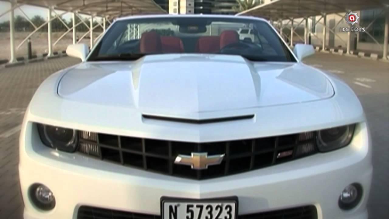 Chevrolet Camaro Ss New In The Market شيفروليه كمارو اس اس