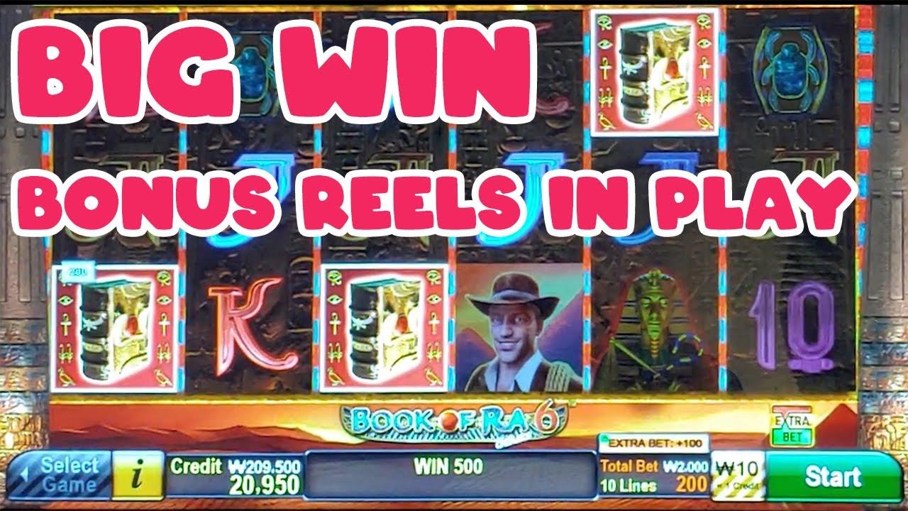 Magic Book 6 Slot Machine
