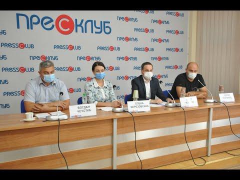PressClub Lviv: Хто платить за коронавірус?