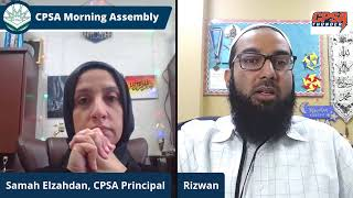CPSA Morning Assembly 4-20-2021