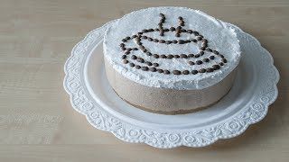 Шоколадно-кофейный торт БЕЗ ВЫПЕЧКИ! Необыкновенно вкусный и нежный
