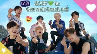Download GOT7 // GOA WALE BEACH PE SONG...