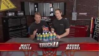 Star Tron Fuel Treatment Featured on Truck U Episode on Speed Channel