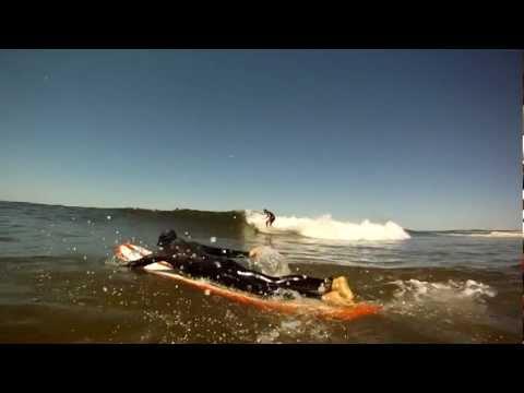 Surf en Punta del Este. Uruguay. Diciembre 2012 Camaras & Edicion Leo Gualtieri www.olasyvientos.com