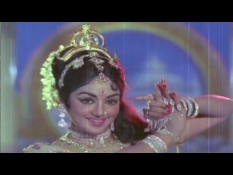 Sri Krishna Vijayam || Johaaru Sikhipincha Mouli Video Song || NTR, Jayalalitha