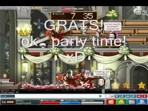 gBlade & Starlightzz Wedding