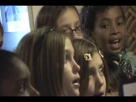 "Jefferson Elementary School Recording ""Be My CASA"""
