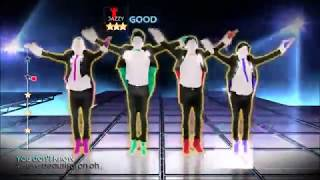 Just Dance 4 What Makes You Beautiful