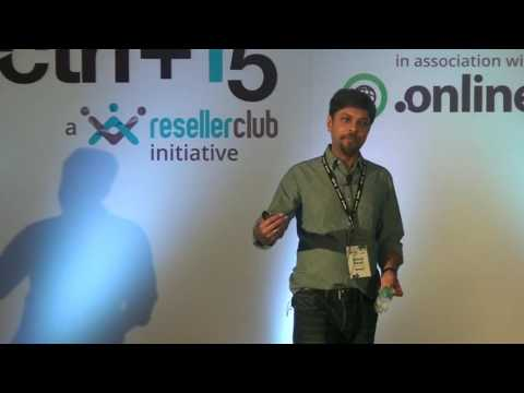 Ctrl+F5 Bangalore:  Design with Context by Ninad Raval