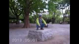 2013年05月01日から05月31日までの眞島竜男の踊り(10倍速)