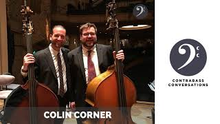 466: Colin Corner on auditions and being principal bass