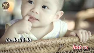 Bảy Sắc Cầu Vồng [ Karaoke full HD ] Ku Win