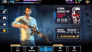 Обзор игры Terminator Genisys(Терминатор Генезис) на андроид