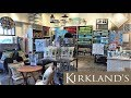 KIRKLAND'S SPRING SUMMER HOME DECOR FURNITURE SHOP WITH ME SHOPPING STORE WALK THROUGH 4K