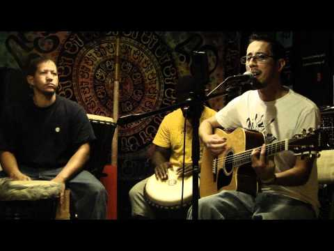 Sacred Grounds Coffee House - Nathan Cole w/ Rhythm Architects - Behind My Door