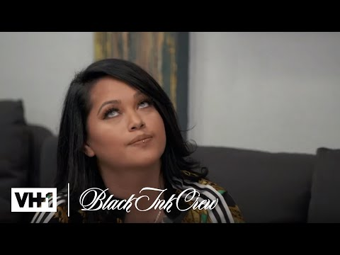 Lily Pops Off at Everyone  Black Ink Crew: Chicago