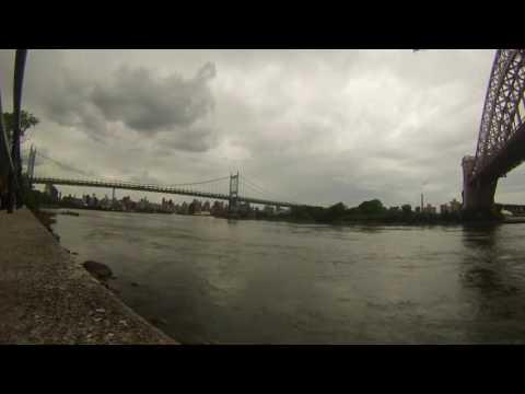 Time Lapse RFK Triborough Bridge