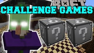 Minecraft: MOB STACK CHALLENGE GAMES - Lucky Block Mod - Modded Mini-Game