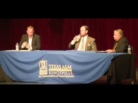 Election 2016: Kleberg County Sheriff debate, 0ct. 5, 2016