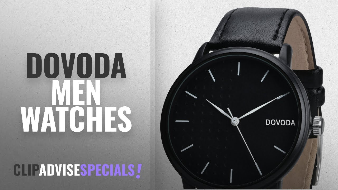 820d0f3f2 10 Best Selling DOVODA Men Watches [2018 ]: DOVODA Watches for Men ...