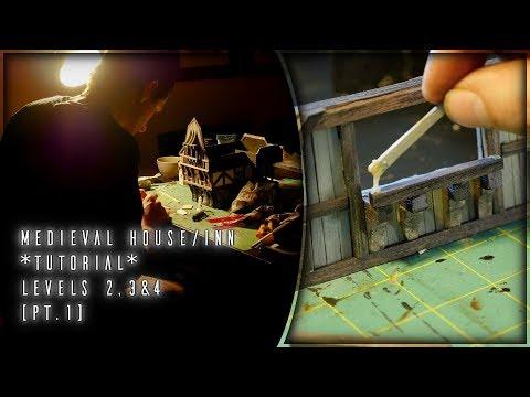 Repeat (lvls 3,4)⚔️Build an EPIC Tabletop Gaming Tavern