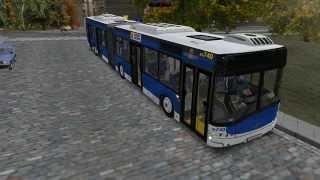 OMSI 2 Solaris Urbino 18 Euro 6 MokiMod v1.1