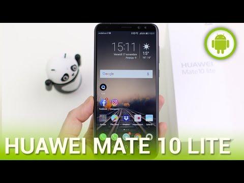 Huawei Mate 10 Lite: in ogni caso sarà un successo - RECENSIONE