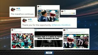 Antonio Brown Release Gets Huge Reaction On Twitter & Instagram