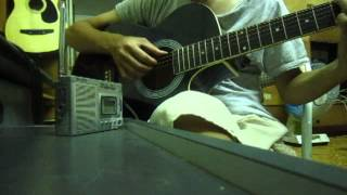 Radioactive (Acoustic Guitar Solo)