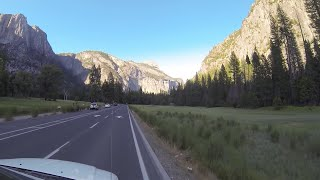 GoPro: Yosemite National Park Trip