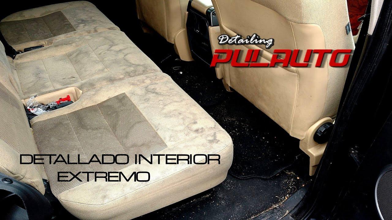 Limpieza tapiceria coche limpieza integral coche madrid - Tapiceros en madrid ...